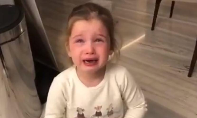 «Хочу в Дубай!»: дочь Бородиной устроила истерику
