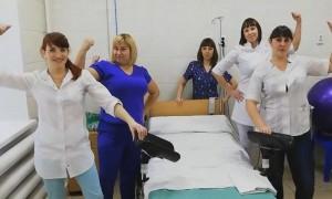 «В этой матке ты был господин»: акушерки из Барнаула сняли пародию на клип Бузовой