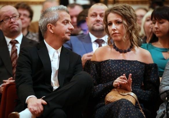 Ксения Собчак изменяет мужу?!