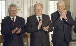 Календарь: 8 декабря - Три мужика развалили СССР