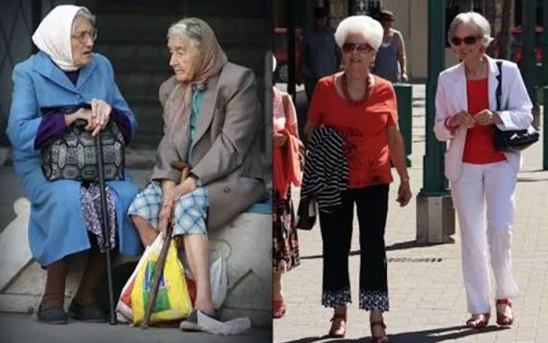 Бедным и богатым россиянам предложили разный пенсионный возраст