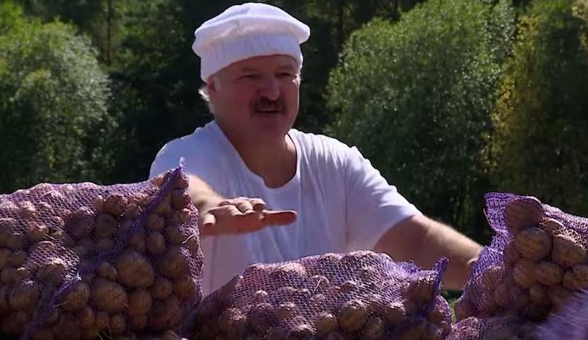 Россия готовится к объединению с Белоруссией