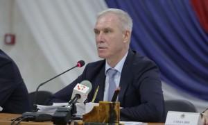 Губернатор Ульяновской области пересадил чиновников с иномарок на автобусы