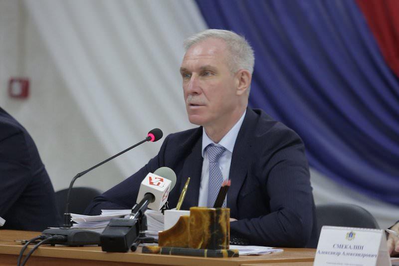 Он такой один: ульяновский губернатор «сокращает» председателя облправительства