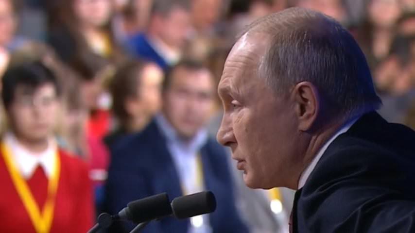 Путин предотвратил скандал, который спровоцировал украинский журналист
