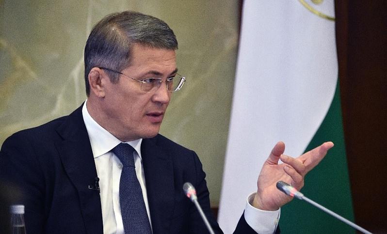 """""""Каленым железом выжгу"""": глава Башкирии пригрозил чиновникам наказанием за детей"""