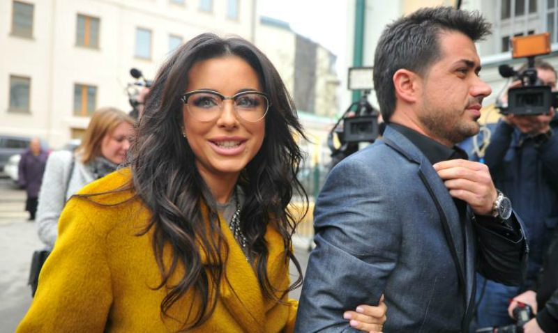 Ани Лорак официально подала на развод