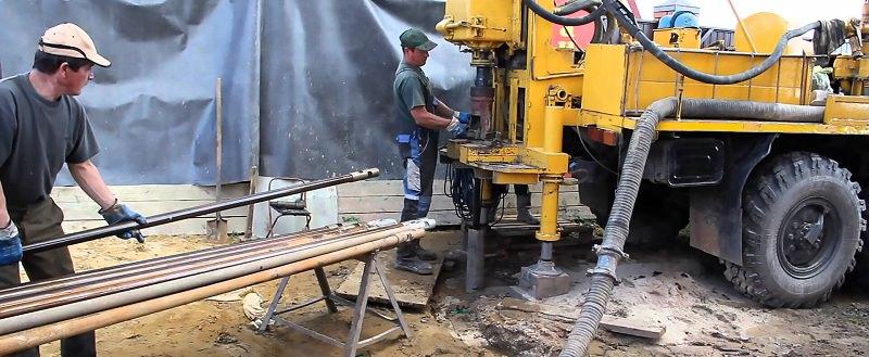 Бурение скважин на воду: профессиональный подход - Блокнот