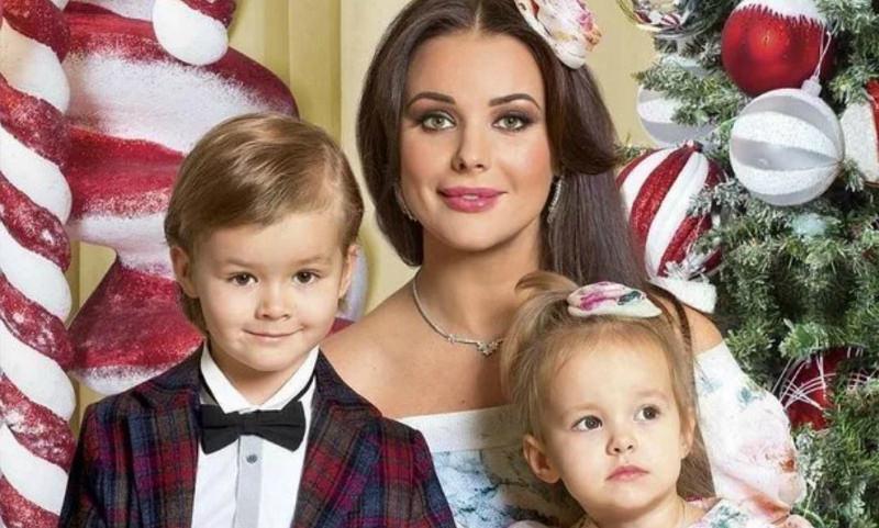Почему муж Оксаны Федоровой не показывается с ней в одном кадре?