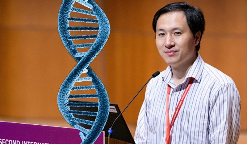 Ученый, заявивший об изменении ДНК эмбрионов, исчез