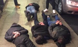 Арестовали подозреваемых в кровавой бойне в московском кафе