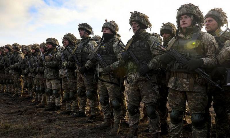 В ДНР анонсировали масштабное наступление ВСУ в Донбассе