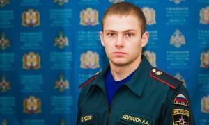 Омский пожарный обезвредил грабителя