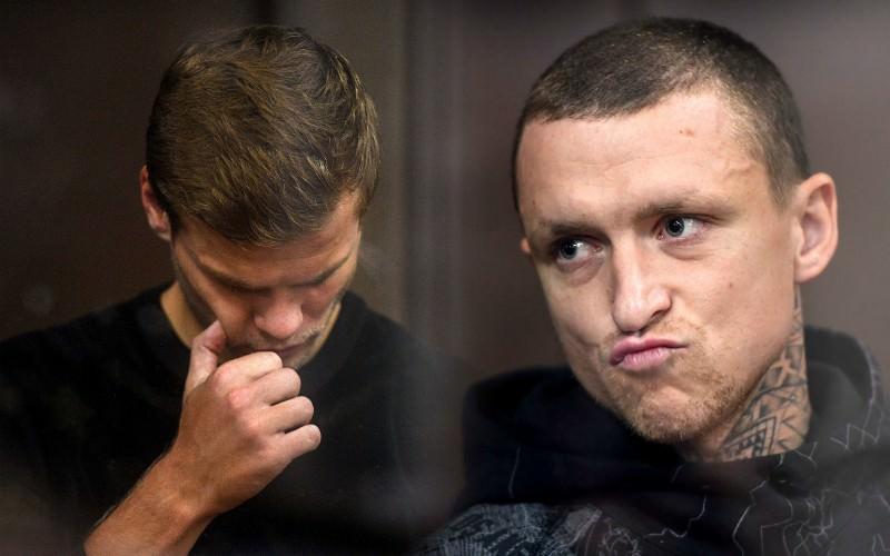 Обвинение запросило реальные сроки для Кокорина и Мамаева