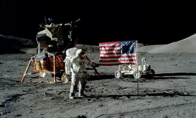 Календарь: 21 декабря - 50 лет первому полёту человека на Луну