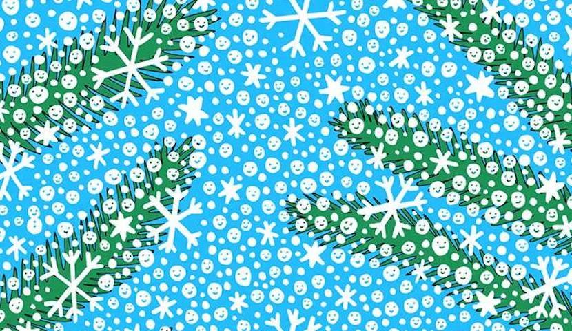 Время искать снеговика: предновогодняя головоломка