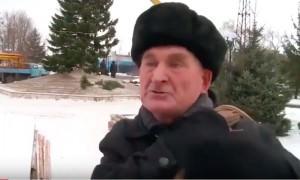 Пенсионер из Бийска слишком эмоционально отреагировал на ёлочку
