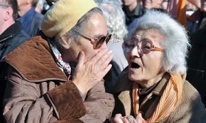 Государство сэкономило миллионы на сокращении числа пенсионеров