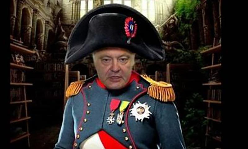 Стратег Порошенко бросил войска к побережью Азовского и Черного морей