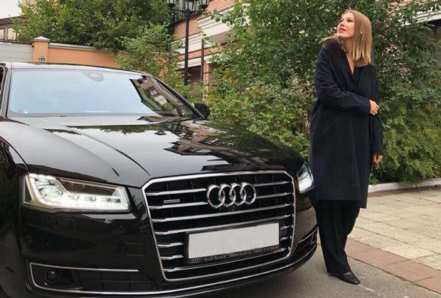 Cобчак высказалась в поддержку повышения цен на парковку в Москве