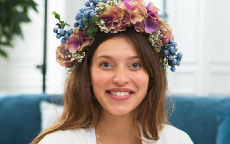 Регина Тодоренко родила первенца
