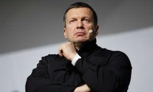 Владимир Соловьев сравнил Бузову с дьяволом в прямом эфире