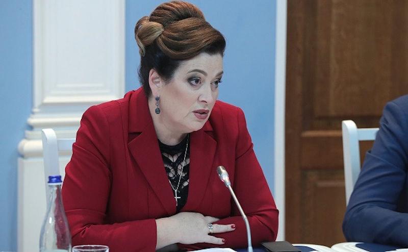 Глава минздрава Ростовской области Татьяна Быковская