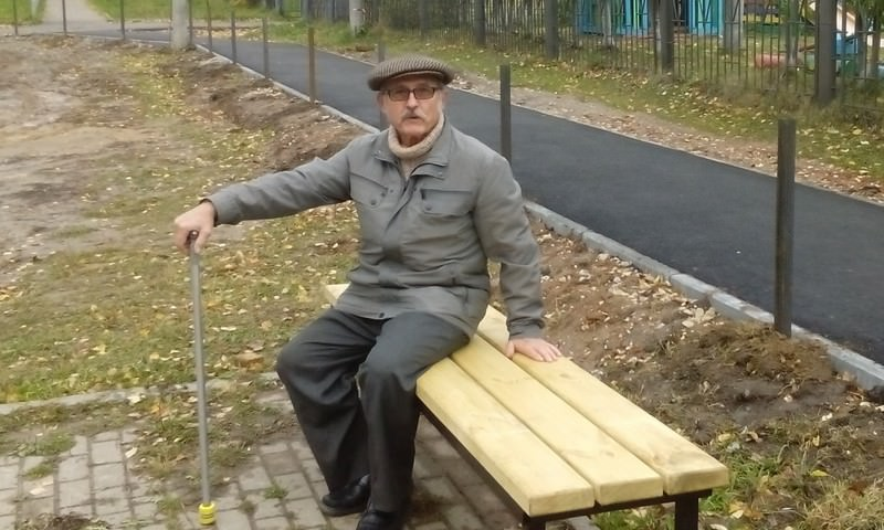 Нижегородский пенсионер отремонтировал больницу, в которой лечился