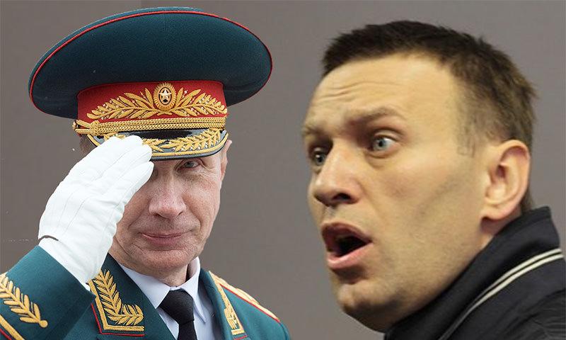 """Генерал Золотов: """"Спасибо Навальному"""""""