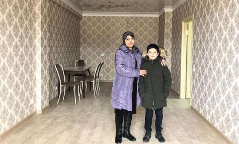 9-летний школьник получил от мэрии квартиру за помощь маме-дворнику