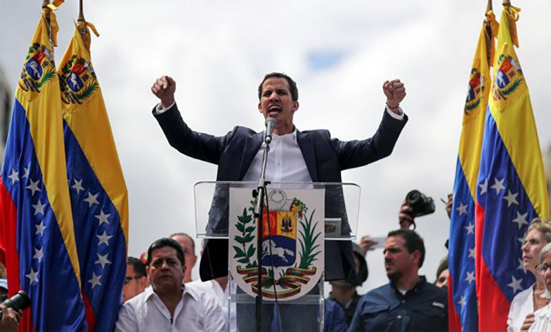 США передали Гуайдо контроль над частью активов Венесуэлы