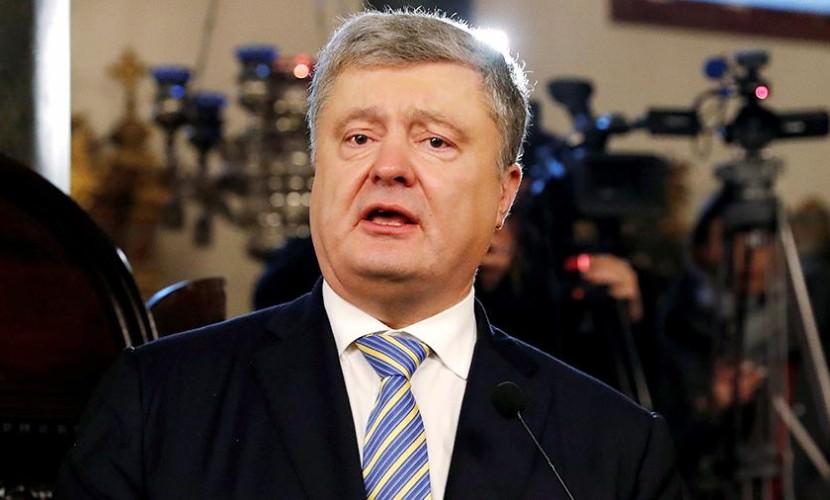 Порошенко назвал главу своей администрации предателем и предложил его уволить - Блокнот