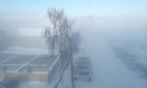 После двух месяцев смога жителям башкирского Сибая решили раздать маски и активированный уголь