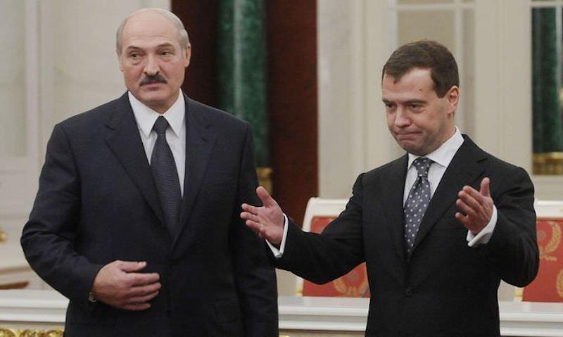 Медведев намекнул Лукашенко на неблагодарность