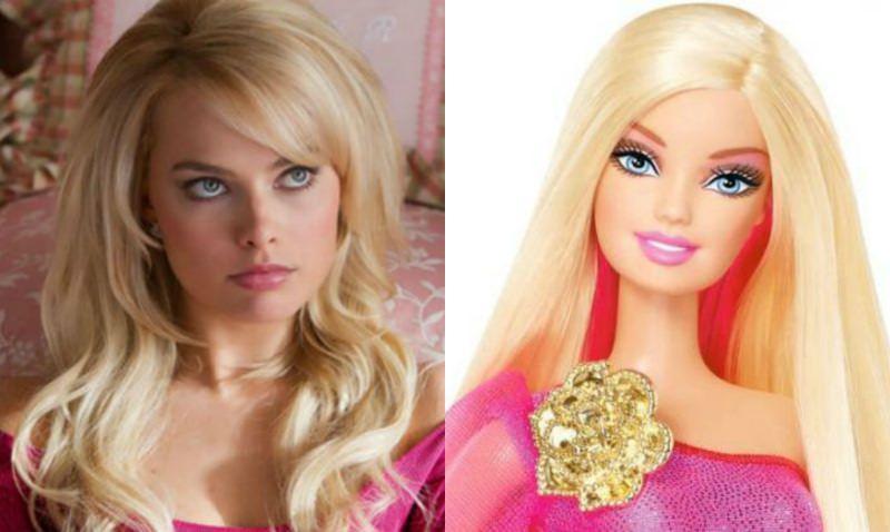 Марго Робби утвердили на роль куклы Барби. Похожа?
