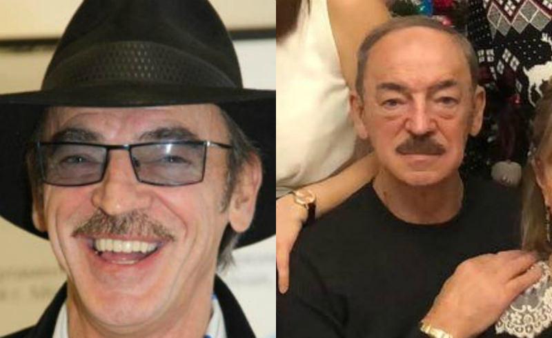 «Редкий кадр»: 69-летний Михаил Боярский без шляпы