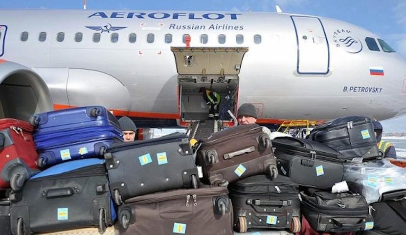 "Пассажиры ""Аэрофлота"" подают в суд на компанию за ""багажный ад"""