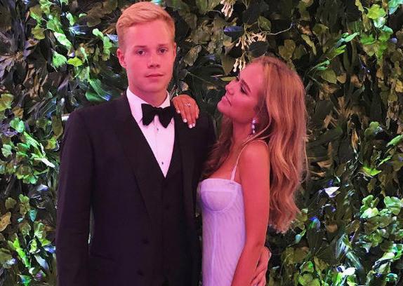Стеша Маликова рассталась с сыном олигарха