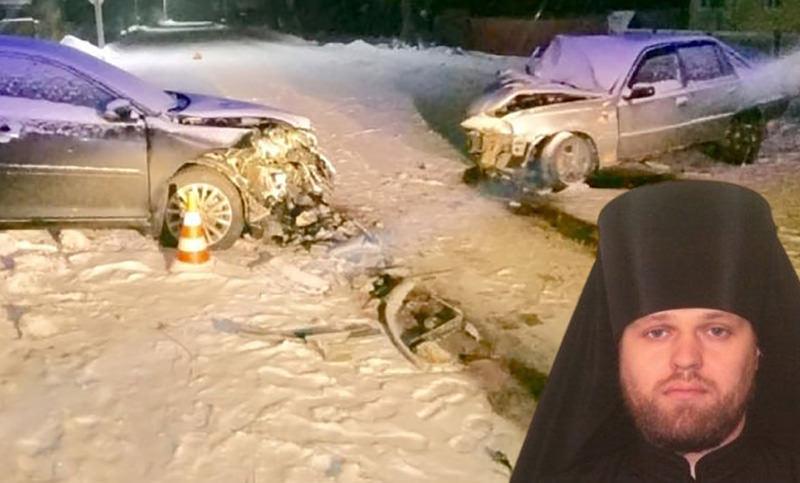 """""""Это вас Господь покарал!"""": в Псковской области пьяный священнослужитель устроил ДТП с тяжелым исходом"""