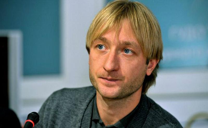 Плющенко устроил скандал в больнице