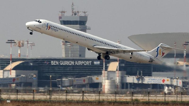 Как добраться из аэропорта Бен-Гуриона в Иерусалим на шаттл-басе?