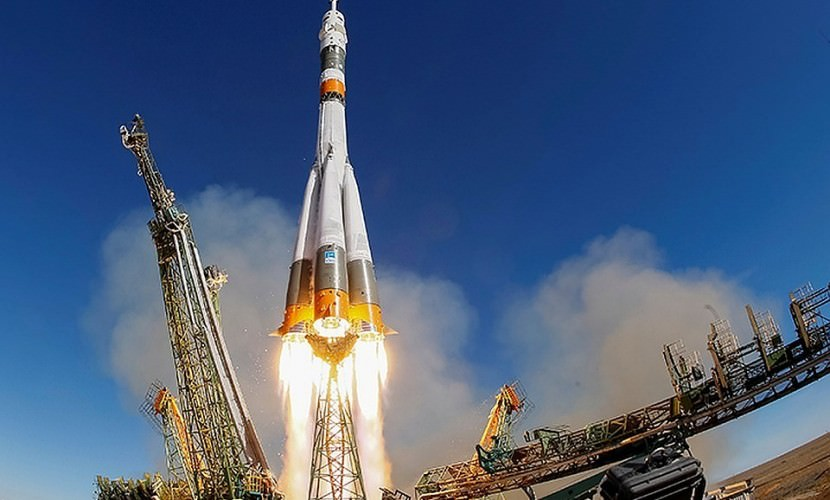 Россия построит лунный космический корабль
