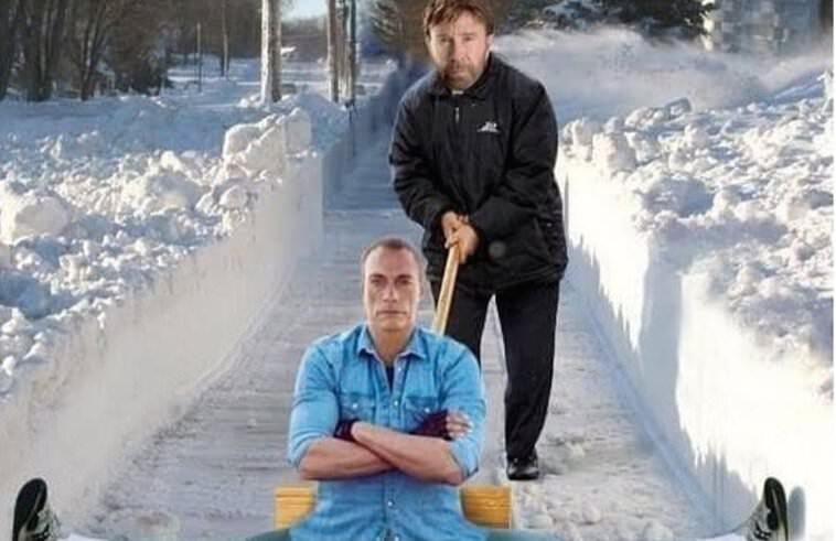 Эскорт с лопатой: петербуржцам предложили оригинальную услугу