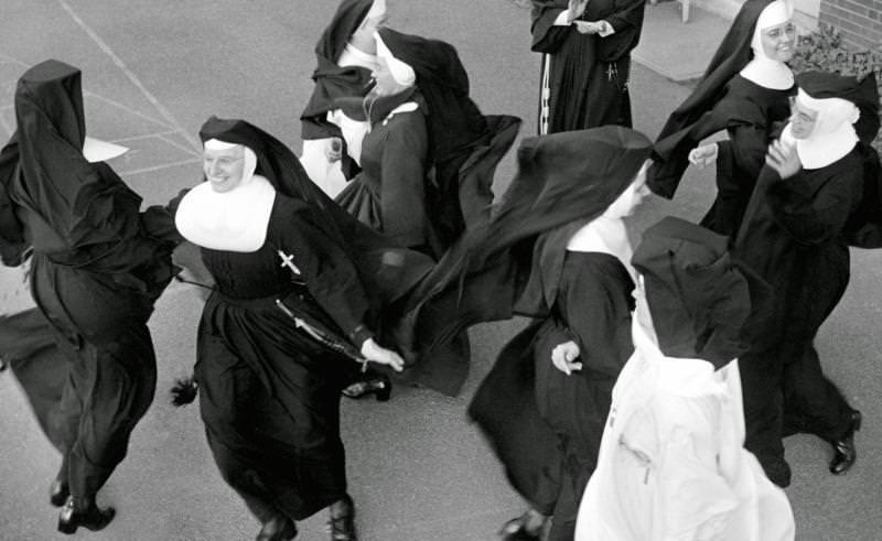 Монашки могут восхищать