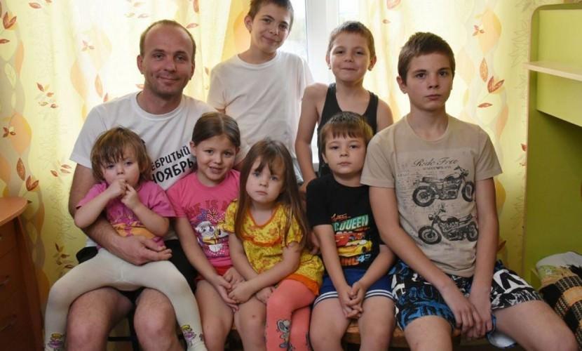 В Воронеже от отца 7 детей требуют вернуть 300 тысяч государству