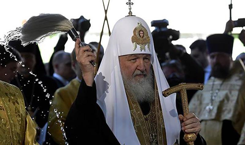 Патриарху Кириллу присвоили звание почетного профессора РАН
