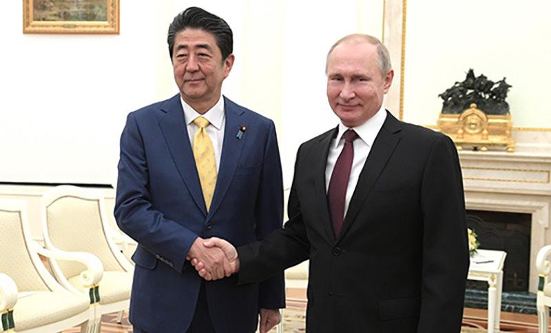 РФ и Япония подтвердили заинтересованность в заключении мирного договора