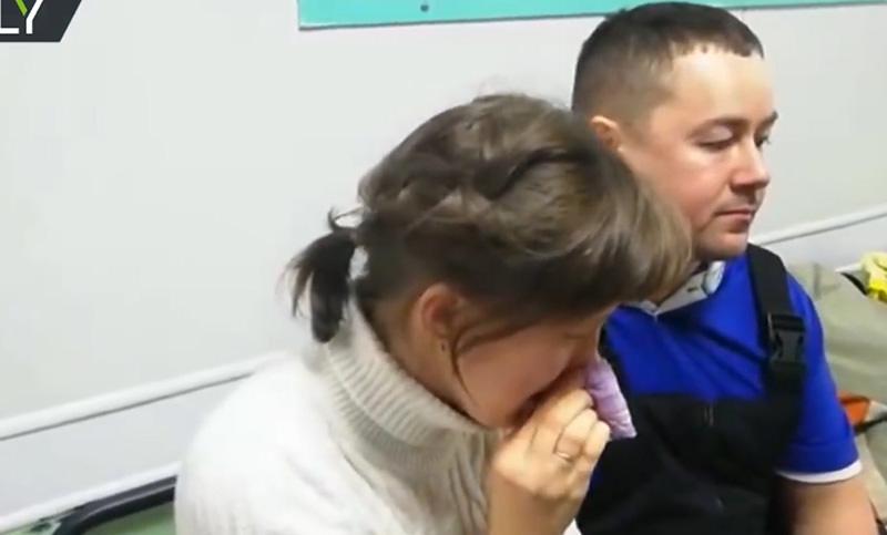 Родители спасённого младенца рассказали, что произошло после обрушения дома