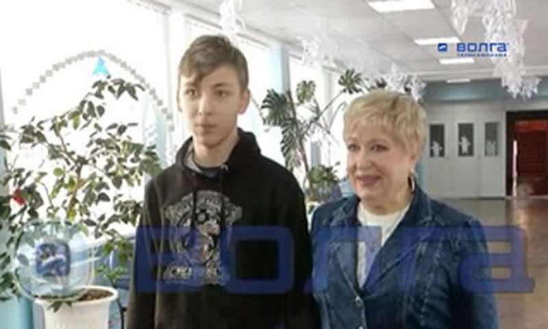 Не умеющий плавать нижегородский школьник спас тонувшего мужчину
