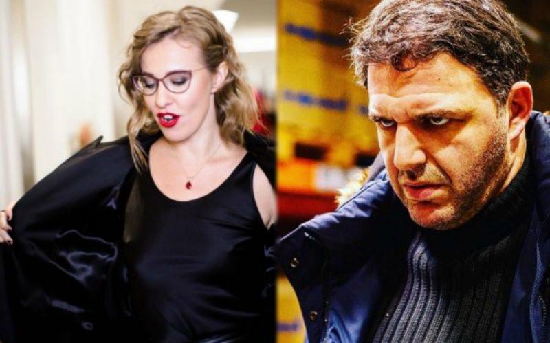 Собчак впервые прокомментировала драку мужа с «любовником»